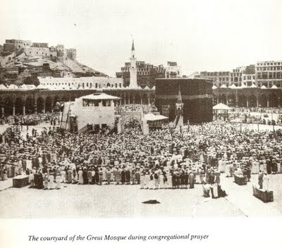 Orang Makkah-Madinah Naik Haji