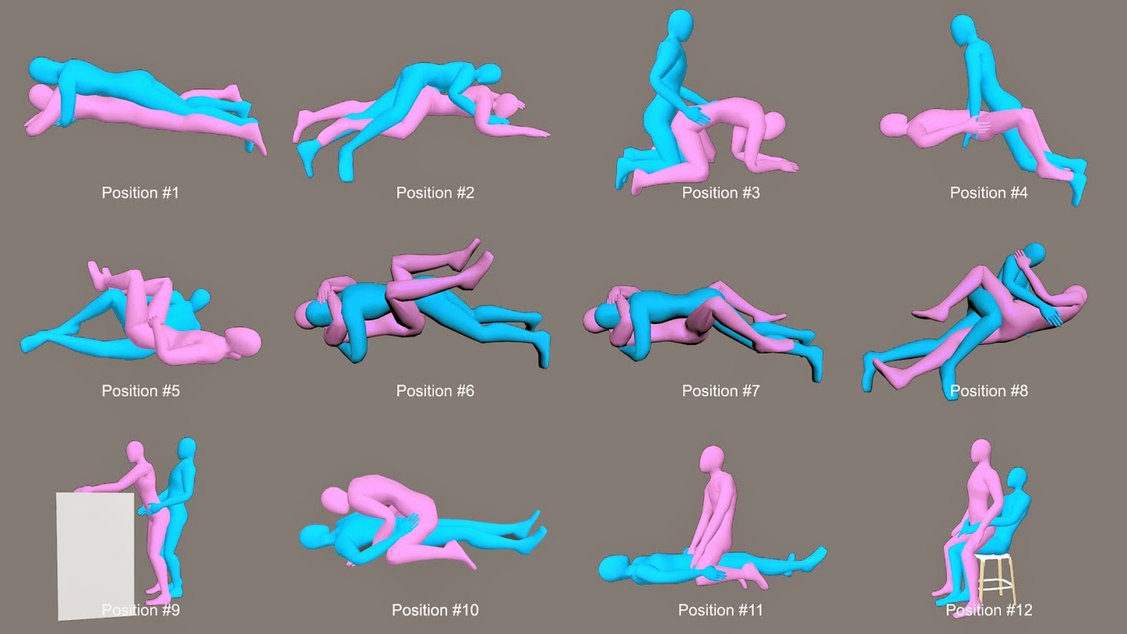 Great Sex Positions For Him
