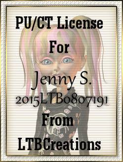 PU/CT License