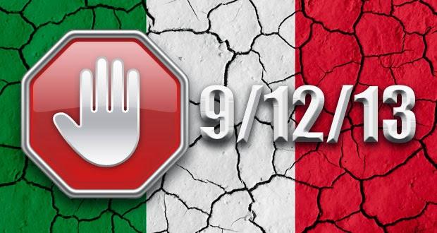 L'ITALIA SI FERMA