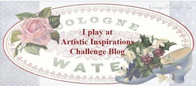 Artistic Inspirations (Monday)