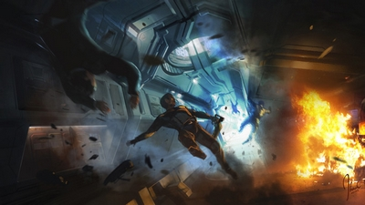 Concept Art Halo 4
