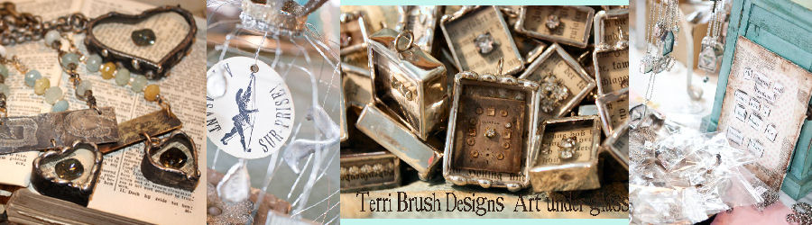 In the Studio with Terri Brush