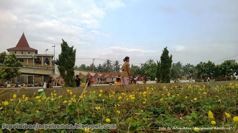 Alun Alun Langensari Kota Banjar