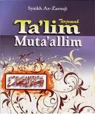 Terjemah Kitab Ta Lim Muta Alim Abizidane1978 Blog Area