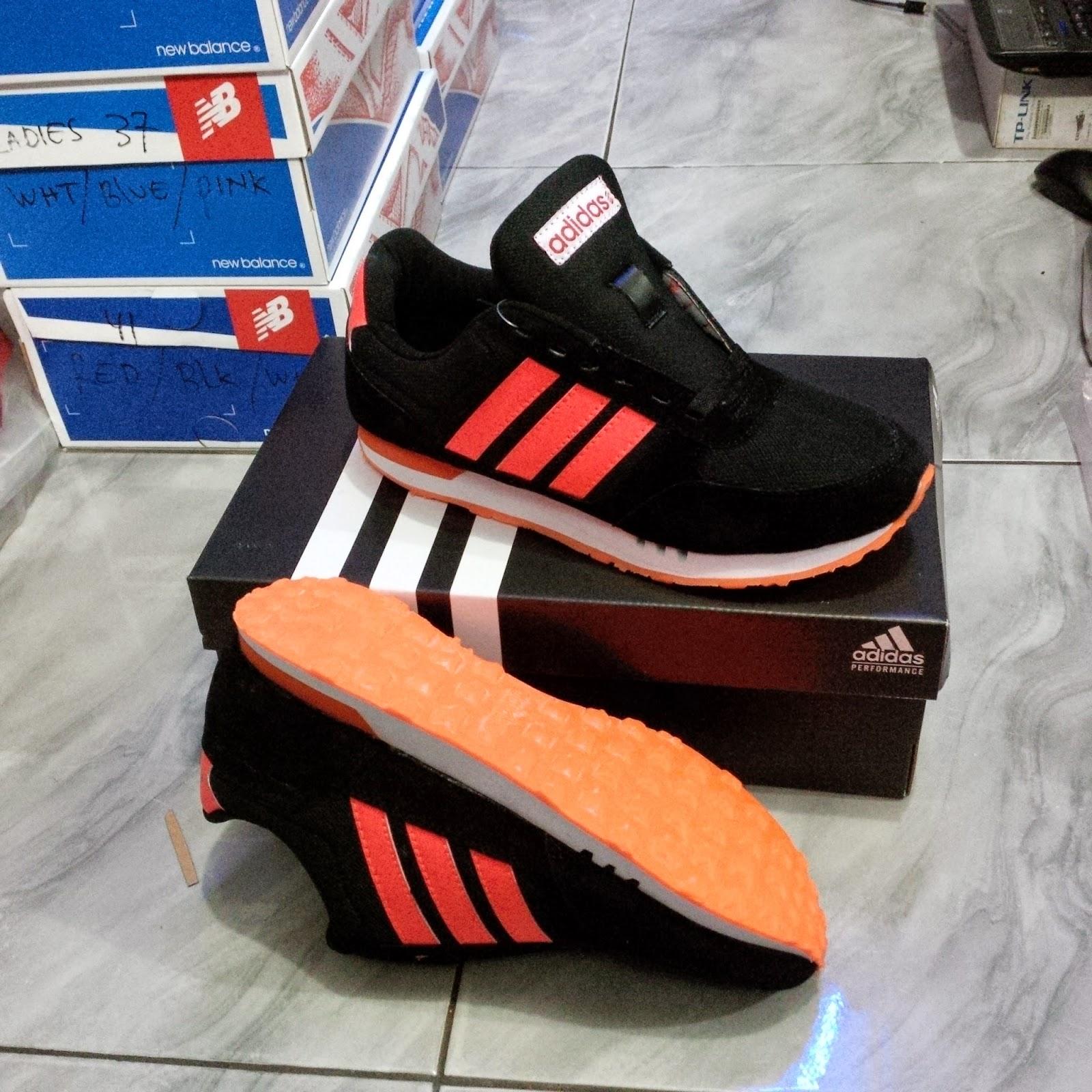 ... clearance sepatu adidas neo grade original 99 mirip original asli  banyak pilihan motif dan warna harga b21bbbf542