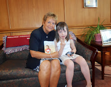Chloe meets PA DPW Secretary Beverly Mackereth