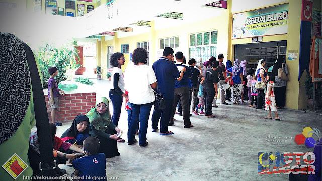 Kedai Buku SK Taman Nusa Perintis