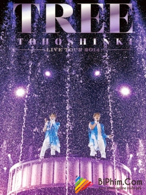 TVXQ LIVE TOUR 2014 ~TREE
