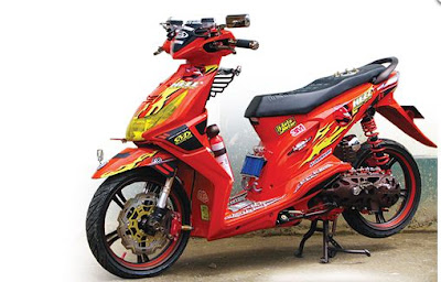 Modifikasi+Honda+Beat+Cuting+sticker