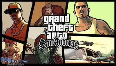 CHEAT Game GTA San Andreas