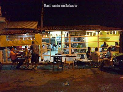 Escondidinho Bar e Restaurante: Fachada