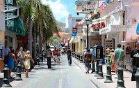 Best Caribbean Honeymoon Destinations - Philipsburg, St.Martin / St.Maarten
