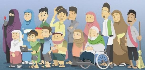 Image Result For Cerita Keluarga Bahagia Dalam Islam