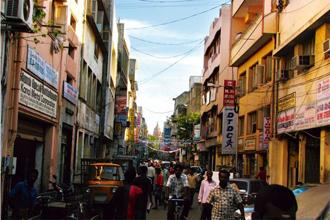 Chennai Street Shopping Which Street Famous For What