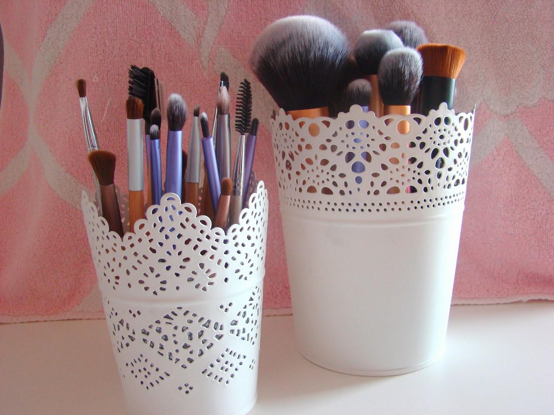 Kit beauty diy les pots pour pinceaux maquillage - Pot a maquillage ...
