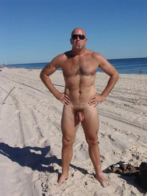 nude at Gay beach men