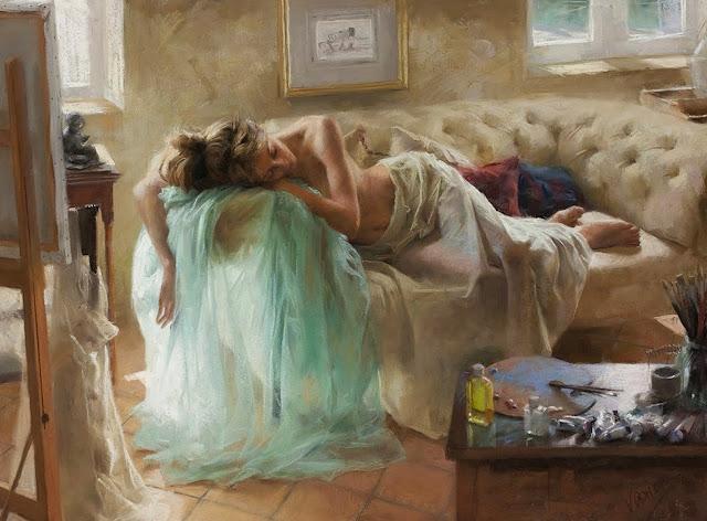 retratos-de-mujeres-pintados-con-pastel