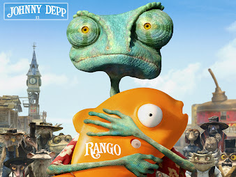 #5 Rango Wallpaper