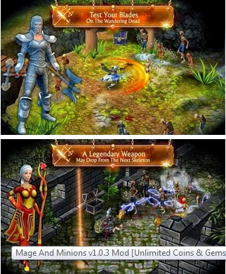 Mage And Minions v1.0.4 APK
