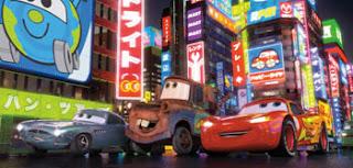 Fotograma de Cars 2