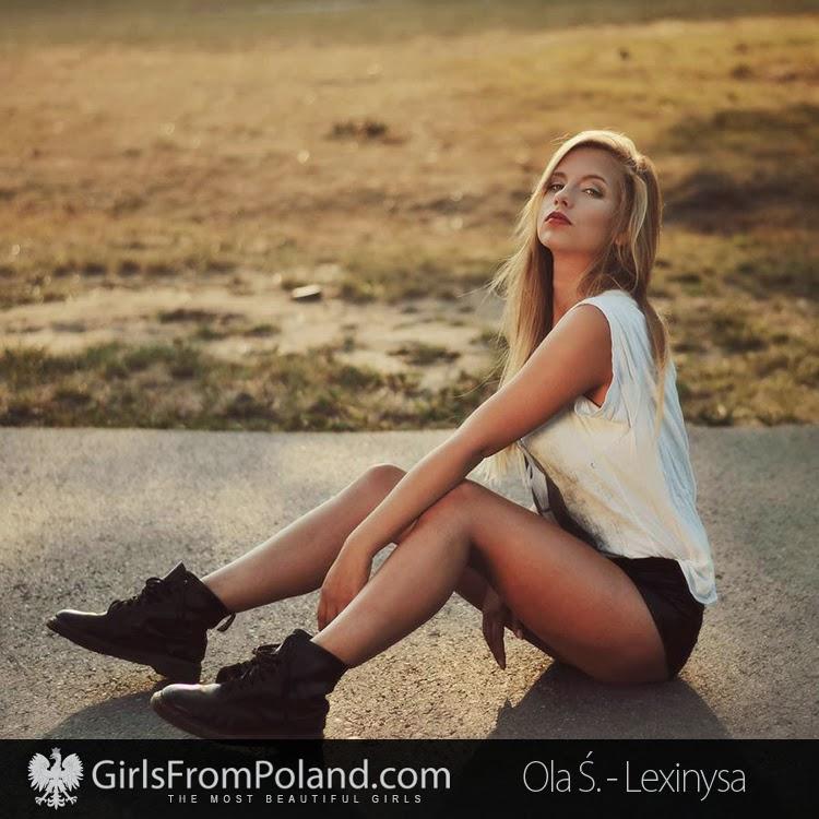 ola Ś. Lexinysa Girls From Poland