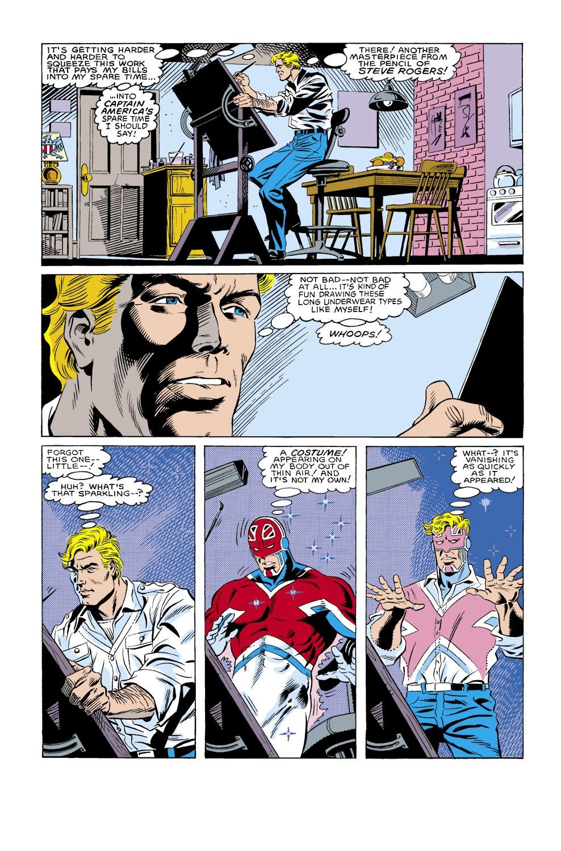 Captain America (1968) Issue #305 #233 - English 3