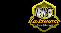 Logo Miembro ilustreando