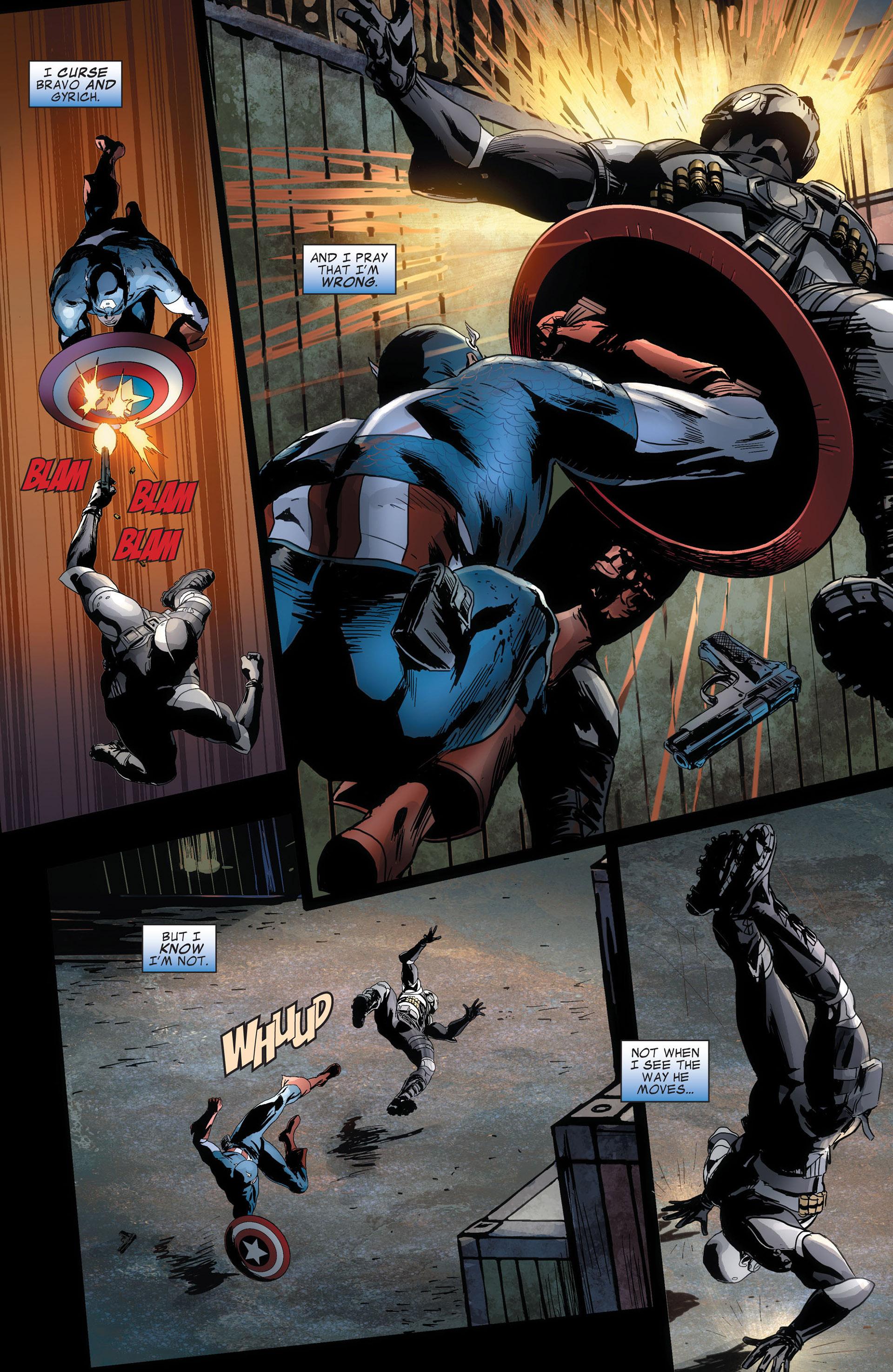 Captain America (2011) Issue #14 #14 - English 10