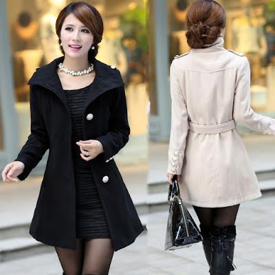 Model Baju Jas Wanita Korea Terbaru 2016