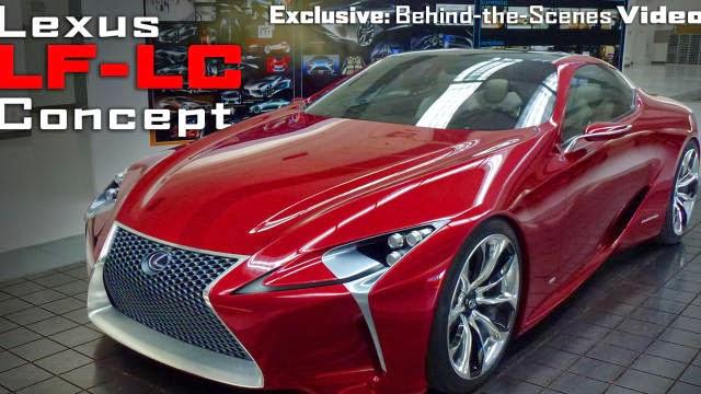 2015 Lexus LF-Lc