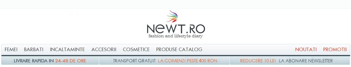 Blog Newt.ro