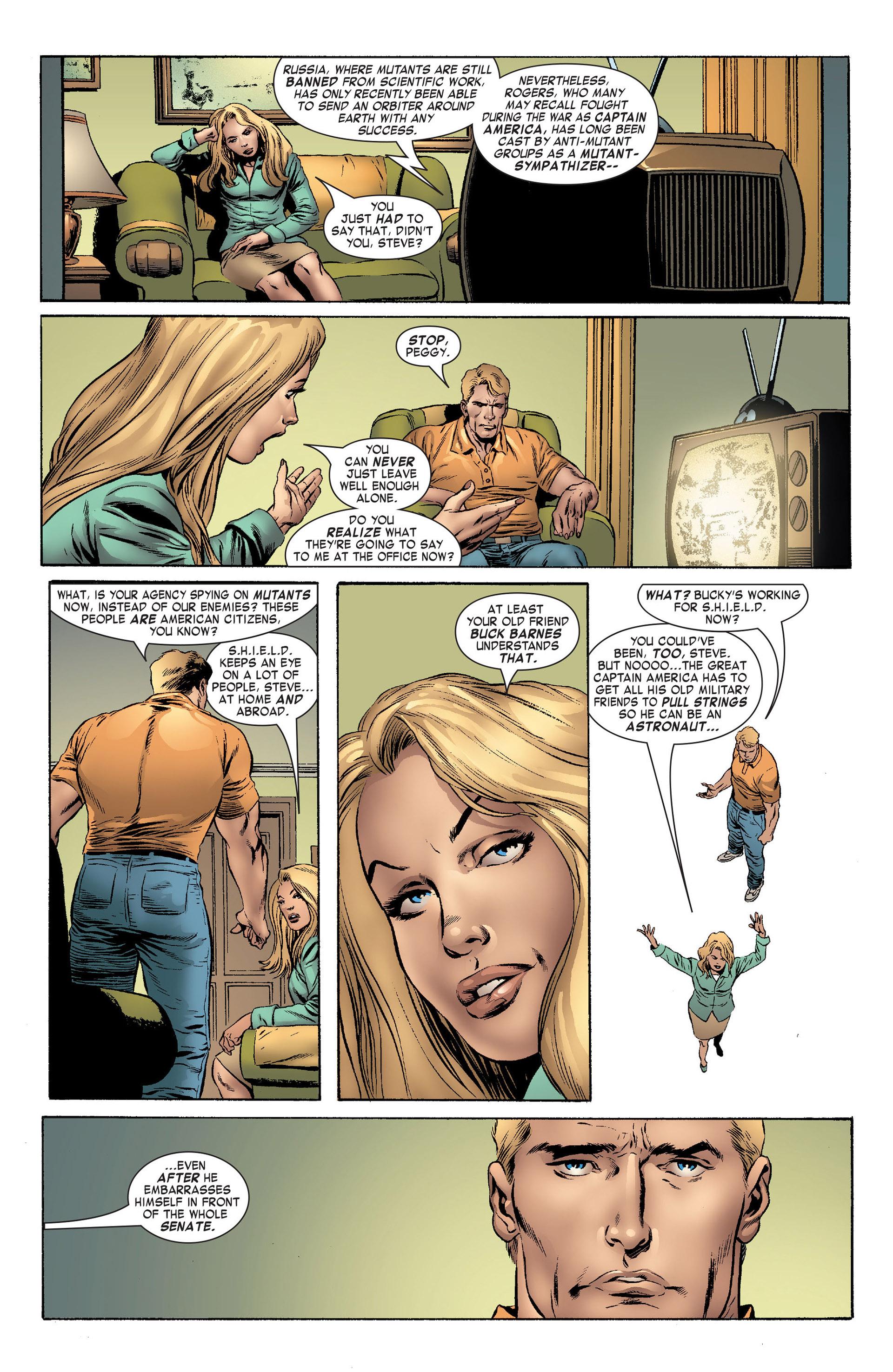 Captain America (2005) Issue #10 #10 - English 15