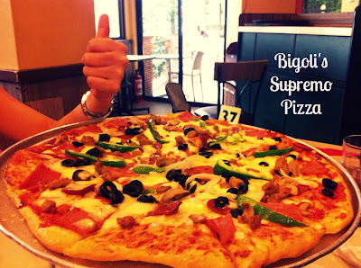 Bigoli's Supremo Pizza