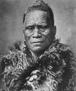 Tā moko - Maori