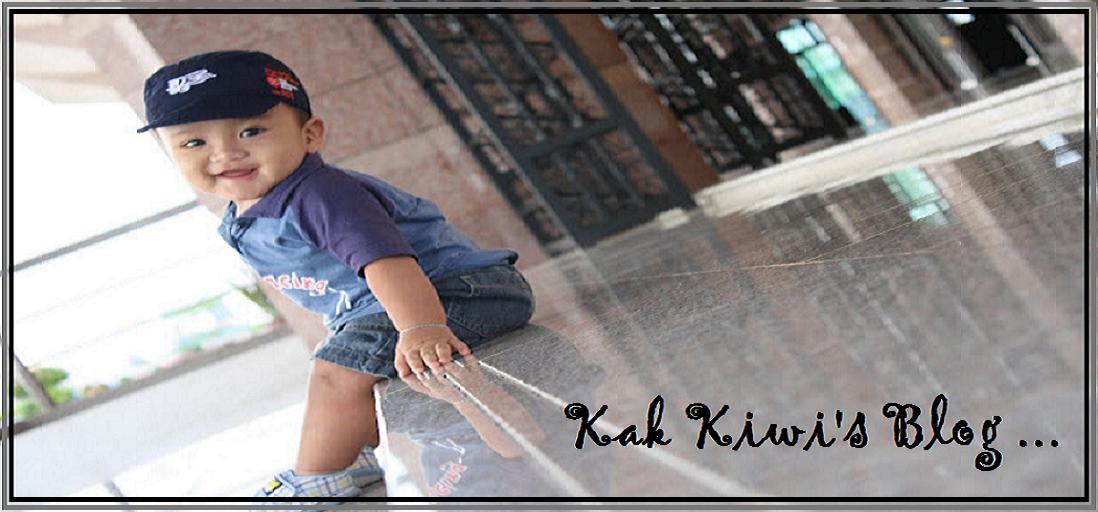 Kak KiWi's Blog