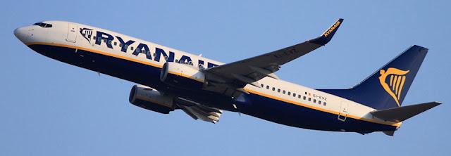 Ryanair confirms Belfast Int'l base plans