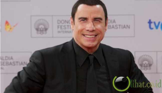 2. John Travolta