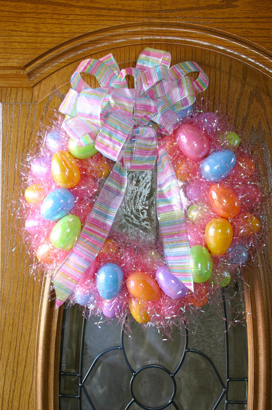 Country is easter wreaths - How to make easter decorations ...