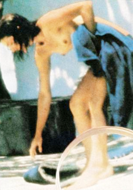 Jackie kennedy nude showing