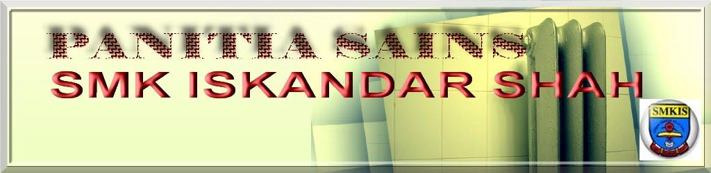 PANITIA SAINS SMK ISKANDAR SHAH