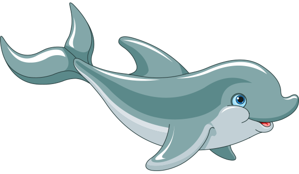 Little Dolphin Icon