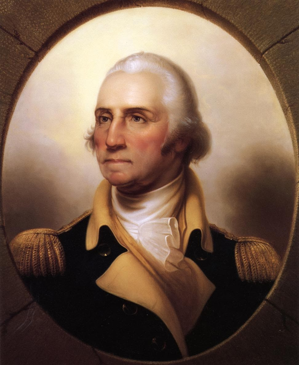 1st President of United States