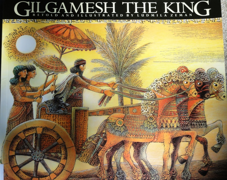 an analysis of the poem epic of gilgamesh