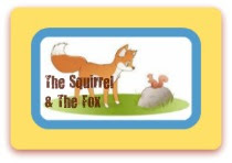 I Made Top 3 for The Squirrel + The Fox