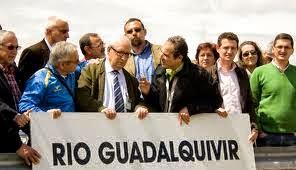 CONCENTRACION FESTIVA, INFORMATIVA Y REIVINDICATIVA SOBRE GUADALQUIVIR NACE EN ALMERIA