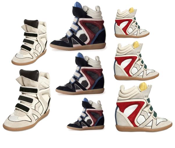 the fashionrobot marant the sneaker