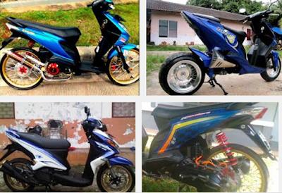 Daftar Pasaran Harga Motor Beat Bekas Terbaru Tahun 2013 2014 2015