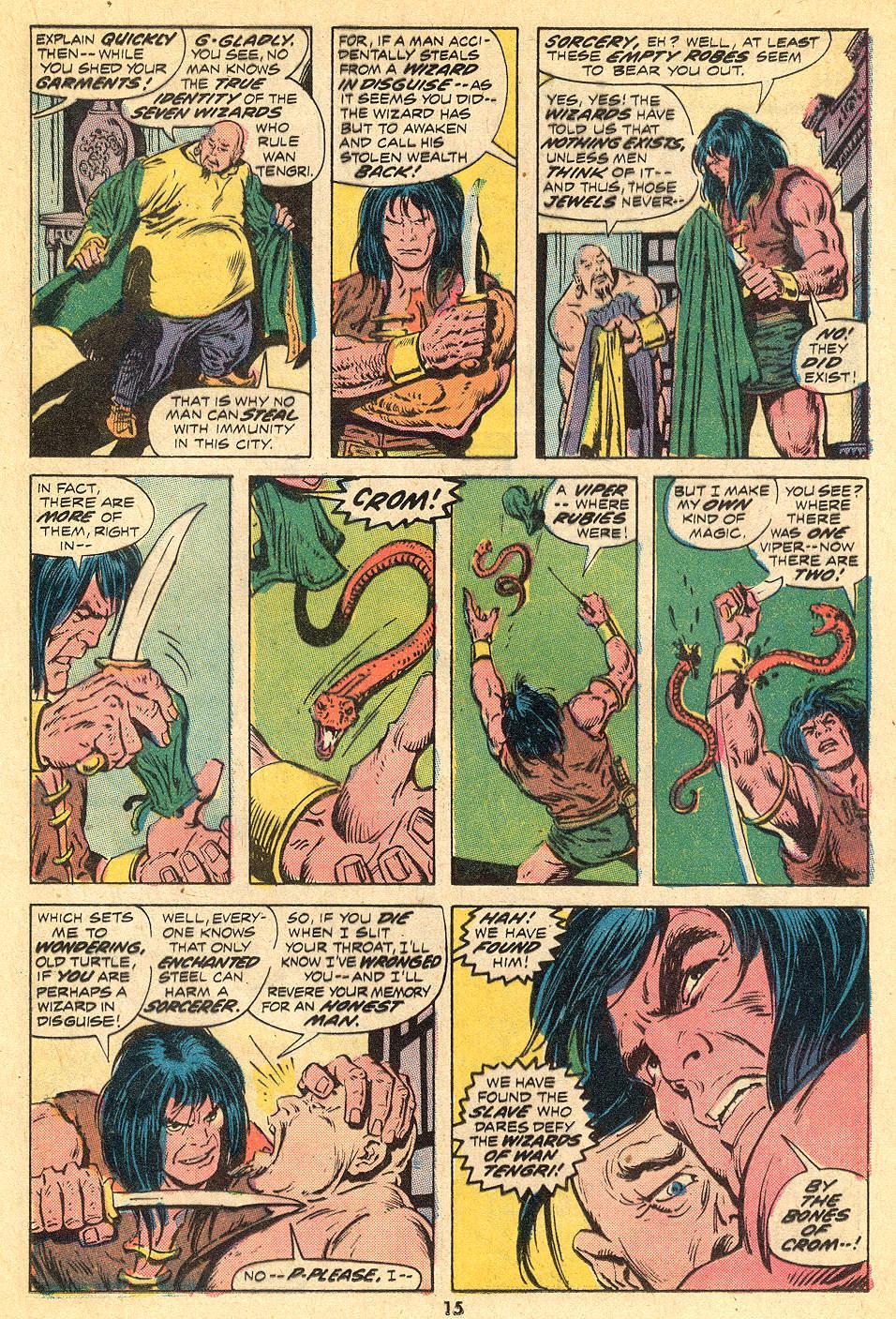 Conan the Barbarian (1970) Issue #32 #44 - English 10