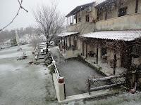 χιόνια στο Τυχερό
